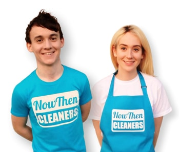 NowThen Cleaners House Cleaning Team in Sheffield