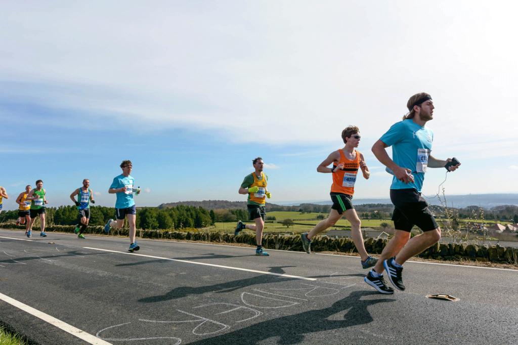 House Cleaners Running Sheffield Half Marathon