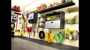 Organise your garage