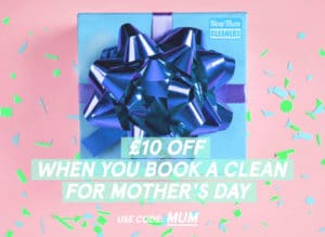 NowThen Cleaners Mothers Day Gift Ideas Sheffield